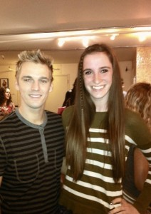 Aaron Carter in Alkemy
