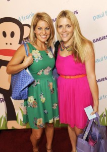 Busy Philipps and Candace Cameron-Bure