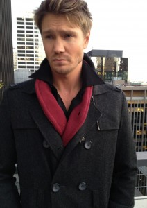 Chad Michael Murray in Alkemy