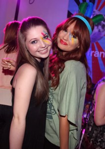 Debby Ryan & Sammi Hanratty