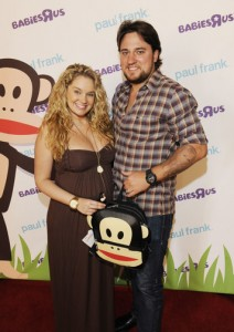 Tiffany Thornton and Husband