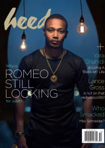 Heed Magazine - COVER