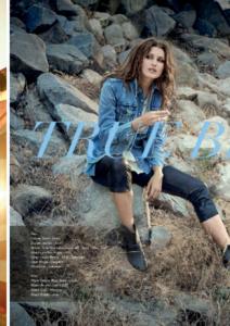AMI Clubwear in American Magazine