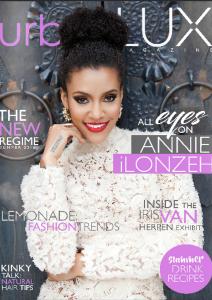 AMI Clubwear in Urban Lux Magazine