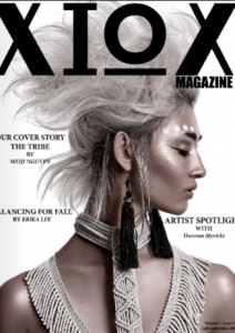 Bracken in Xiox Magazine