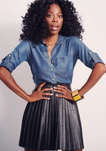 Yvonne Orji in Glam