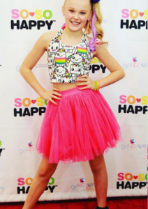JoJo Siwa in SO SO Happy