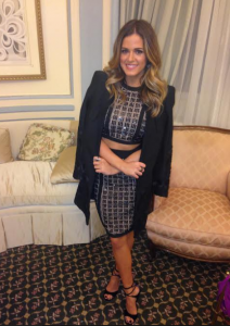 JoJo Fletcher in WOW Couture