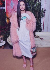 Lilimar in AMI Clubwear heels