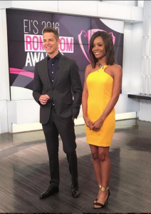 E! Host Zuri Hall in Forever Unique