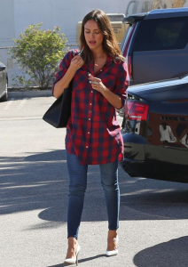 Jessica Alba in Cyn Jin (Photo Source: HawtCelebs.com)